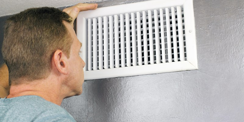 furnace blowing cold air