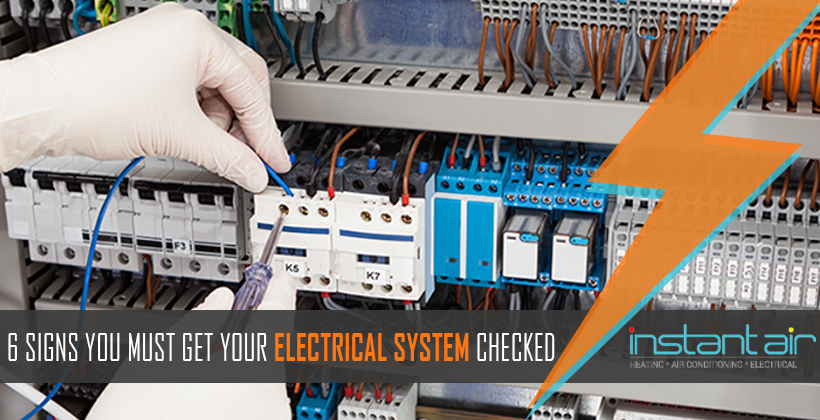 Get Your Electrical System Checked